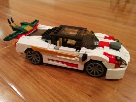 Lego 3in1 cool car